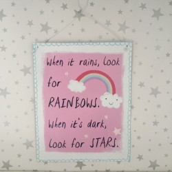When it rains look for...
