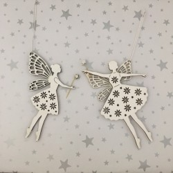 Hanging Fairy - Pack of 2