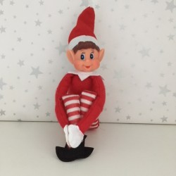Boy Elf On The Shelf Package