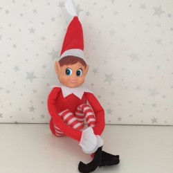 Girl Elf On The Shelf Package