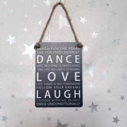 Dance, Love, Laugh mini...