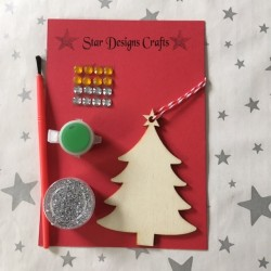 Craft Pack - Christmas - Tree