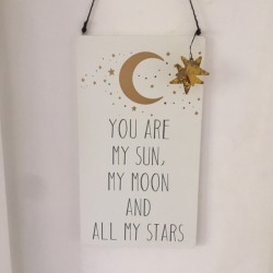 You are my sun, moon and...