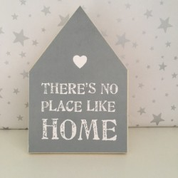 There is no place like home...