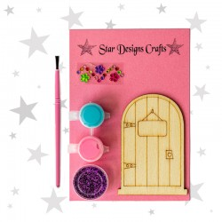 Craft Pack - Fairy Door