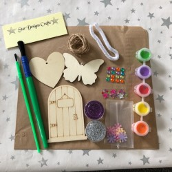 Large Craft Pack - Butterfly